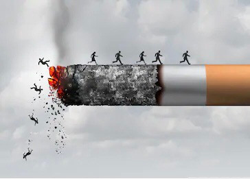 smoking is injurious