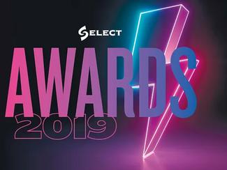 Shortlist for SELECT Awards 2019 revealed