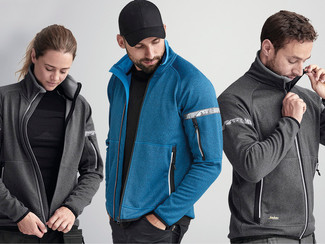 Snickers' climate Control Fleece provides a hot look at a cool price