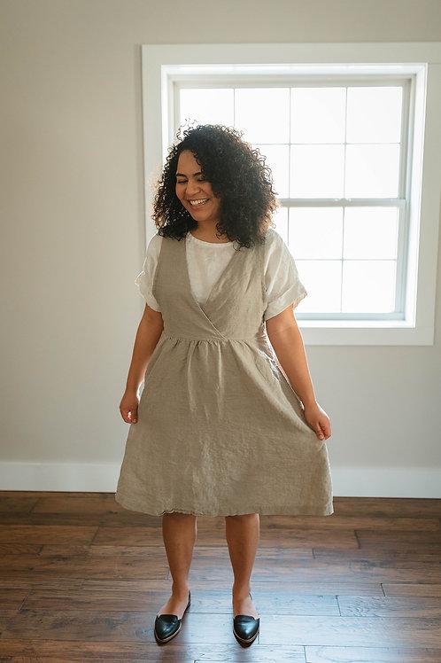 ASA JUMPER DRESS