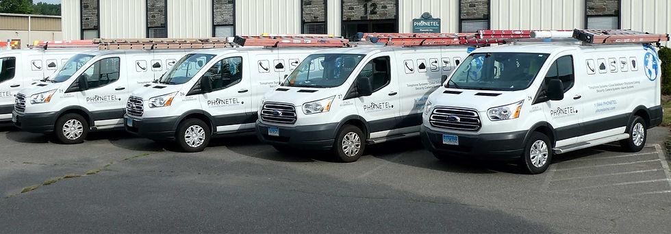 Phonetel Trucks