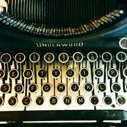 typewriter, 2018.jpg