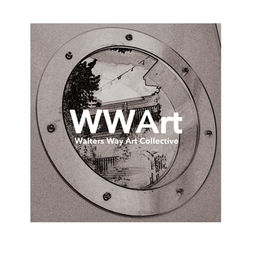 Logo design for Walters Way Art Collecti