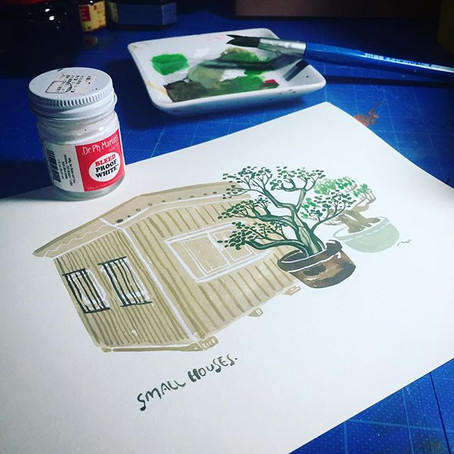 SMALL HOUSES について