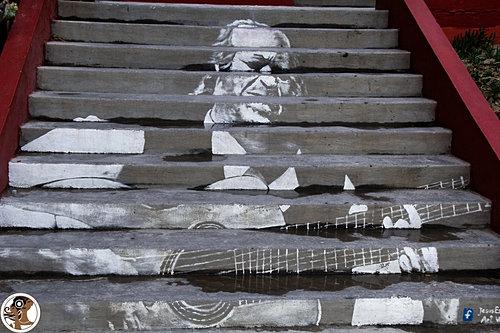 Stair Art Part II
