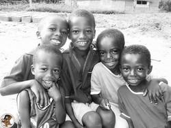 Ghanian Children