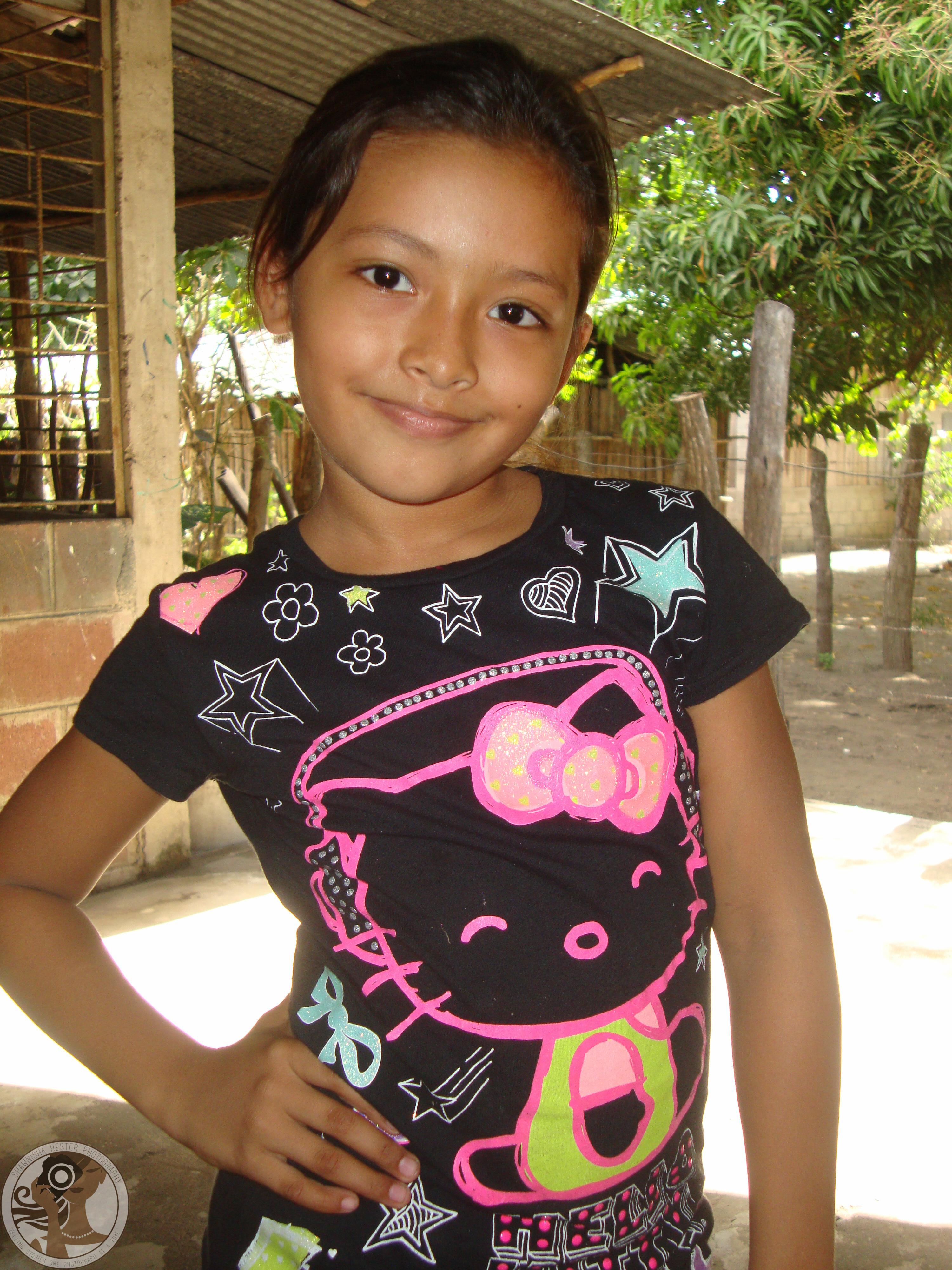 Salvadoran Girl
