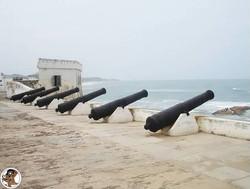 Cape Coast Slave Port, Ghana Africa.