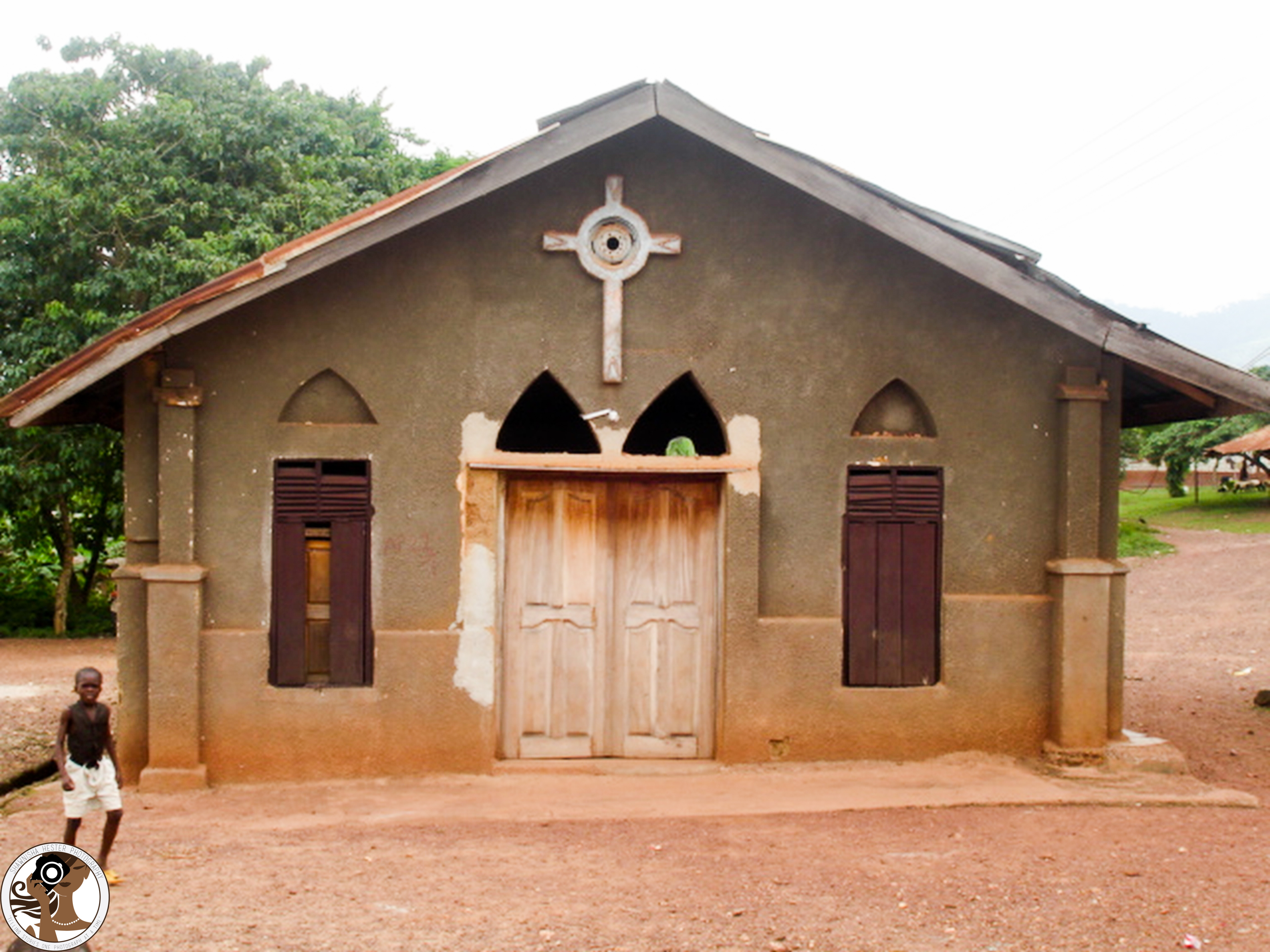 Ghanian Church