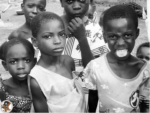 Ghanian Children