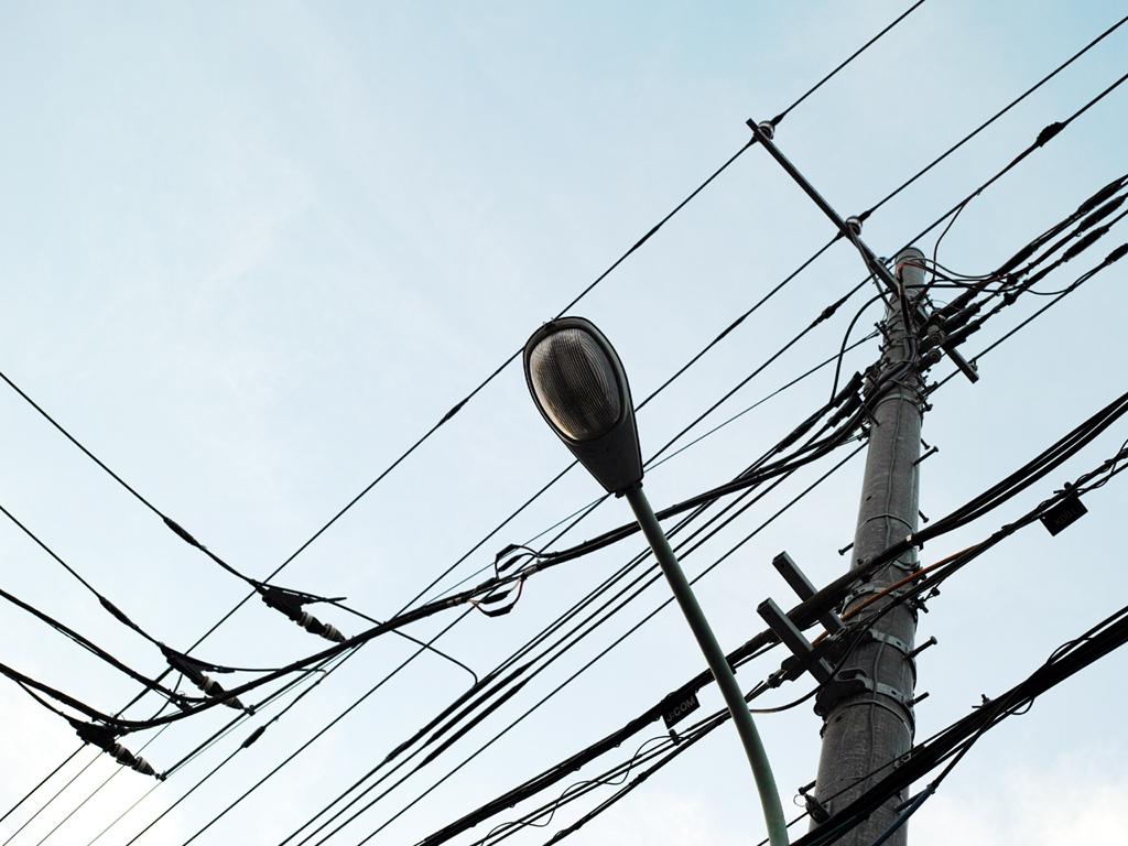上野電工電気工事例2