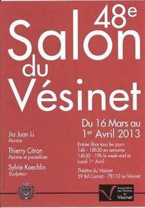 48eme Salon du Vésinet!