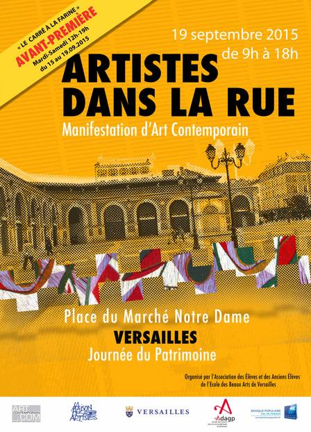 ARTISTES DANS LA RUE