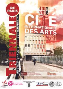 TRIENNALE, Cité Internationnale des Arts de Paris