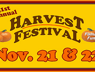 Join Us at The 41st Annual Harvest Festival