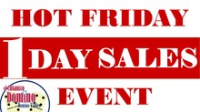 Hot Friday 1 Day Sales Event