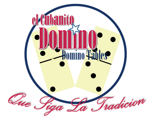 Elcubanit Domino Domino Table