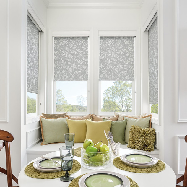 Roller Shades with Smart Pull Lift