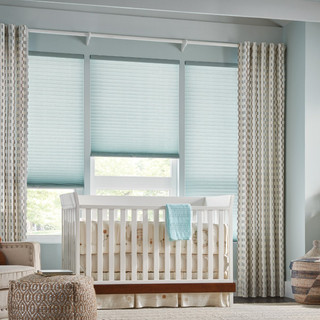 Single Cell Cellular Shades with Cordles