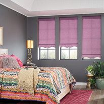 Roller Shades with Continuous-Loop Lift