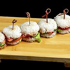 Z Mini Sushi Burger