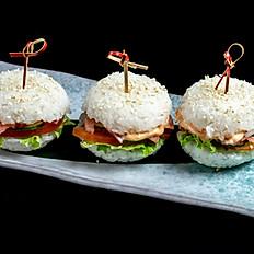 Z Medium Sushi Burger