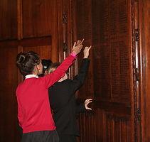 Students Explore Memorials.JPG