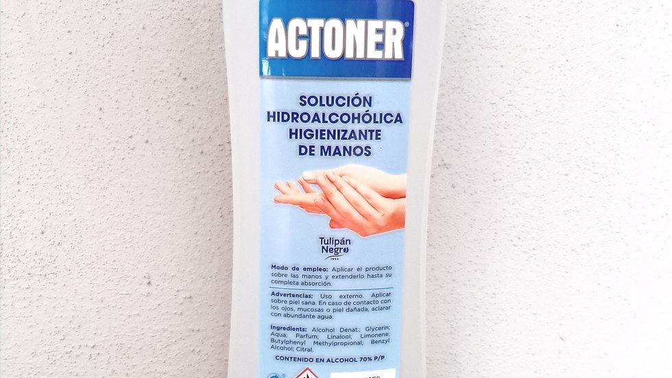 Alcool Gel Actoner (descontaminante de mãos 70% álcool)