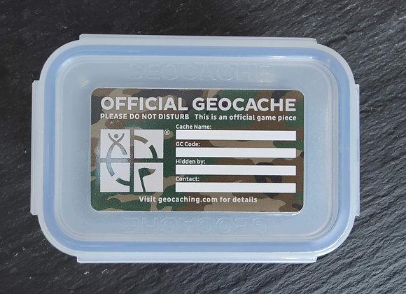 Geocache Behälter (0,5L | Mittel)