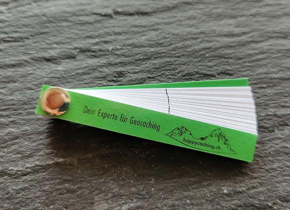 Logbuch für Petling (7.5 cm)