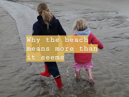 Why the beach means more than it seems