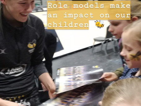 Role models make an impact on our children