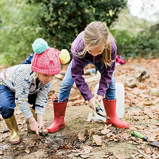 Muddy Footprints Children Digging.jpg