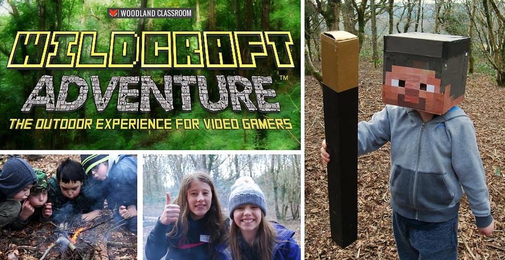 Wildcraft Adventure Logo and Photos