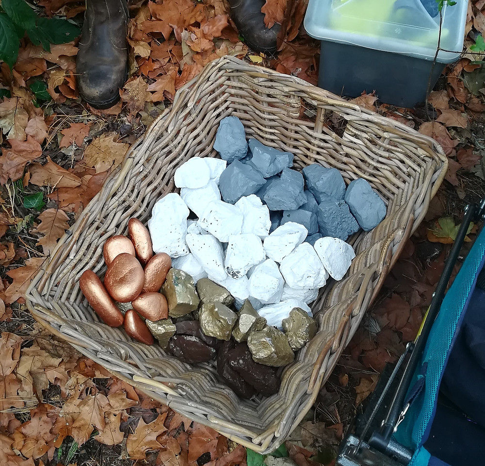 Wildcraft Adventure Resources to Mine For!