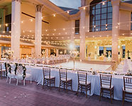 World Golf Hall of Fame Wedding Reception