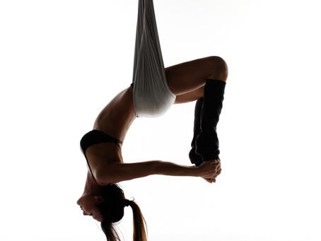 Aerial Yoga ab dem 22.10.2020