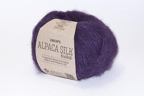 DROPS BR. ALPACA SILK 10 violet