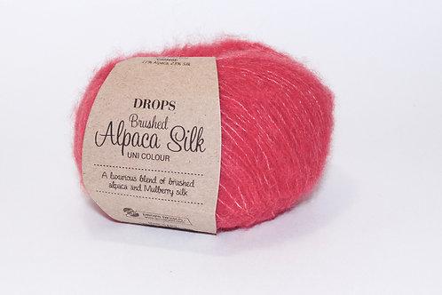 DROPS BR. ALPACA SILK 06 coral