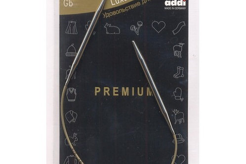 ADDI СПИЦЫ № 3.5/30 см круговые, супергладкие