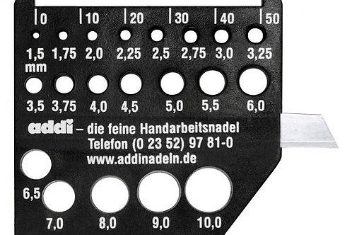 ADDI измеритель спиц с ножом