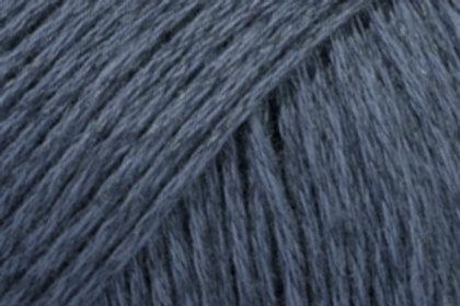 DROPS BOMULL-LIN 21 dark blue