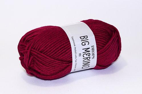 DROPS BIG MERINO 12 maroon