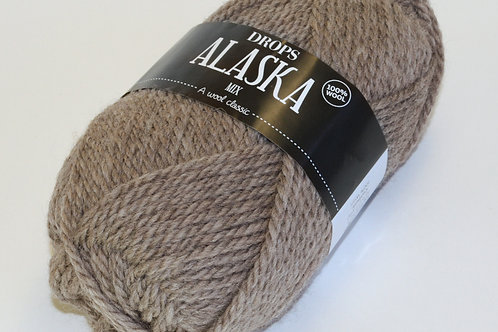 DROPS ALASKA 49 light brown
