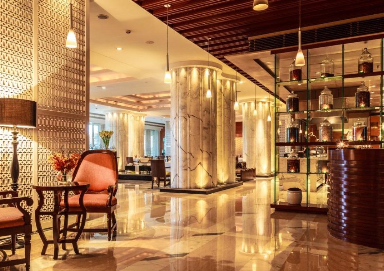 Kempinski hotel restaurant design