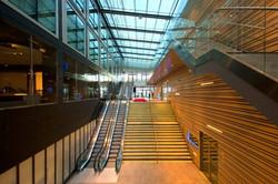 Klara congress interior design