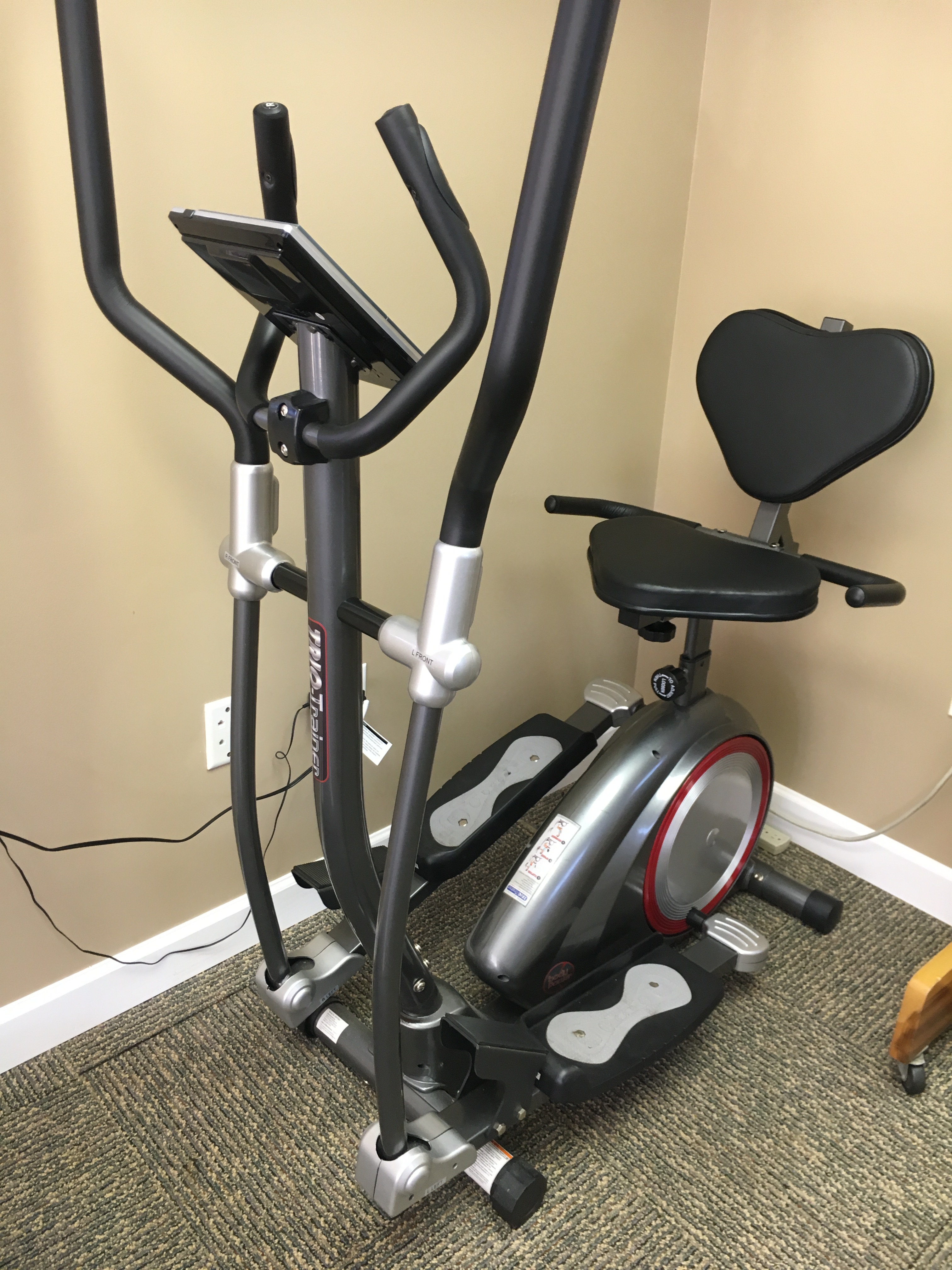 Recumbent Bike/Elipitical