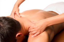 We Offer Massage Therapy