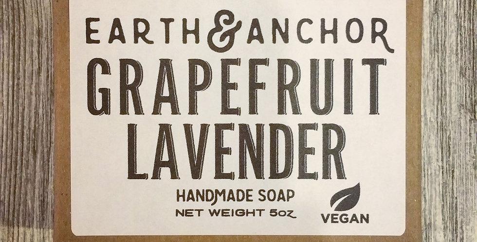Grapefruit Lavender Soap