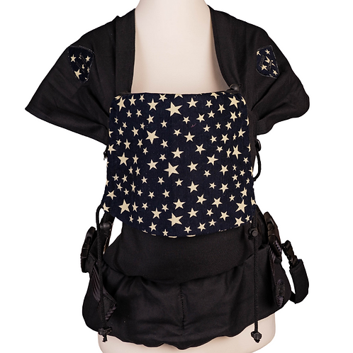 "Click.it Babysize ""Black Star"""